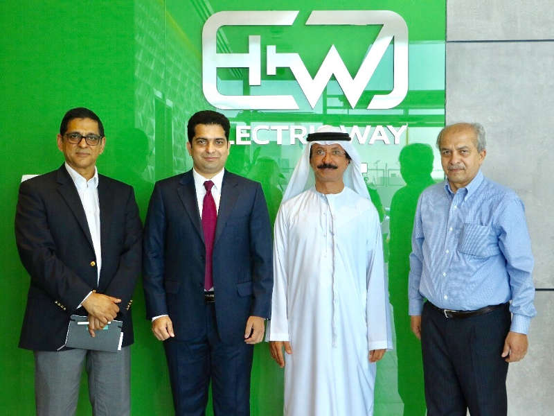 DP World working to support Dubai's economic and industrial development plans says Group Chairman and CEO