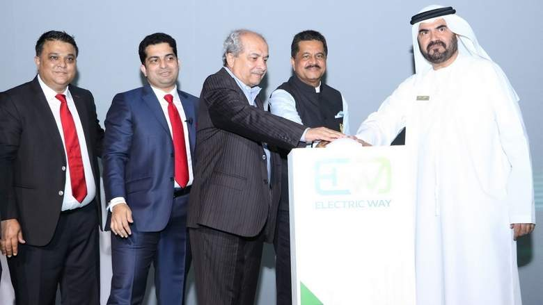 Electric Way opens regional HQ in Dubai