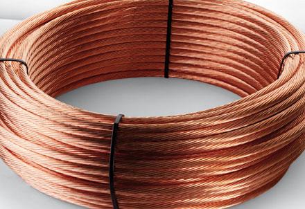 Bare Copper Tapes