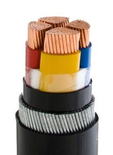 Armoured Cables PVC Sheathed