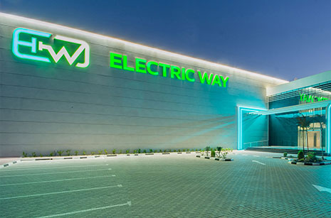 Electric Way invests Dhs20m on new plant in Dubai