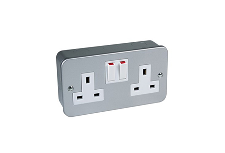 British and European standard wiring Accessories