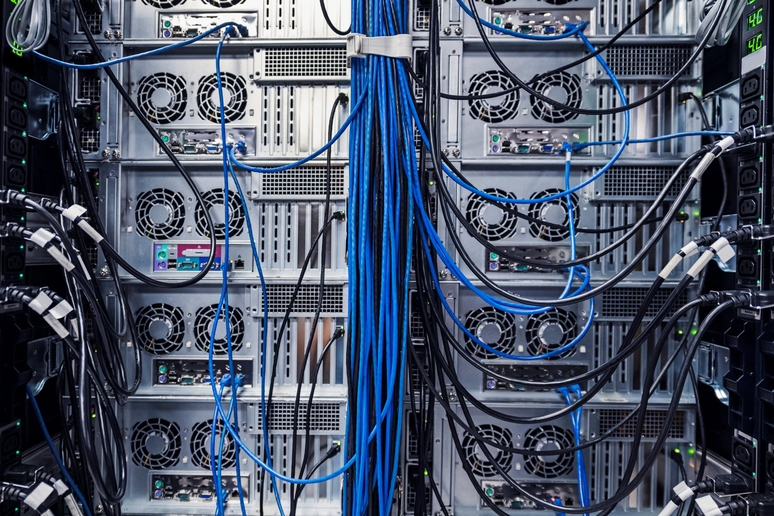 Scale your Data Center with Specialized Cabling Systems