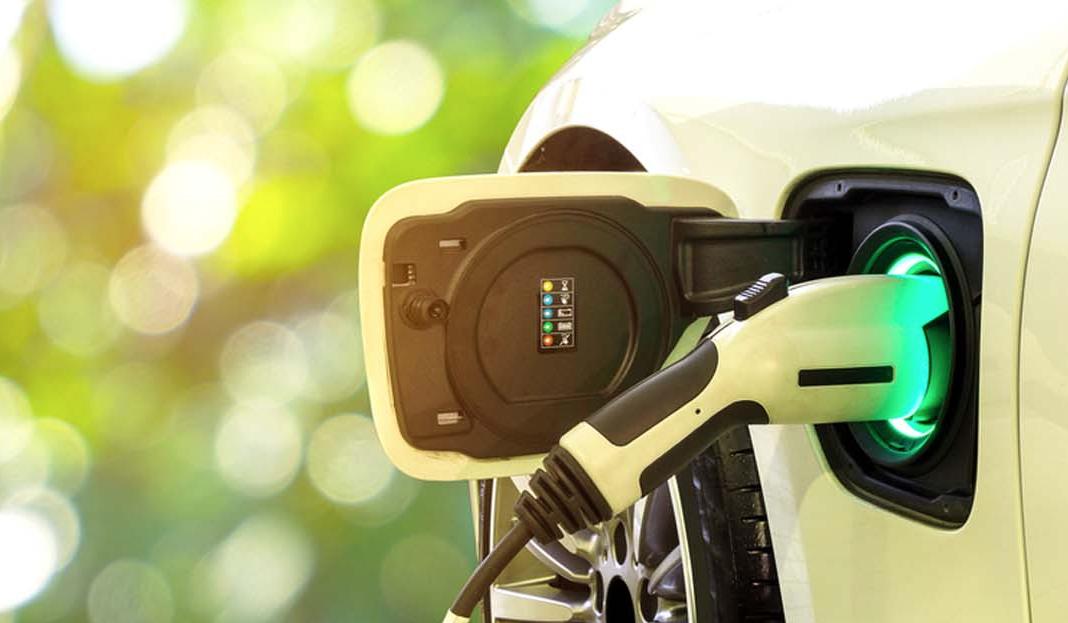 EV Green Charging Infrastructure