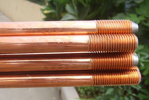 Earth Rods for Electrical Protection