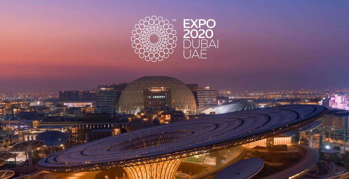 Welcome to Expo 2020,  Welcome to UAE